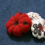Flores Kanzashi!