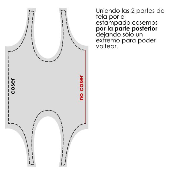 diy/tutorial bolsa con pliegues – Lomurella